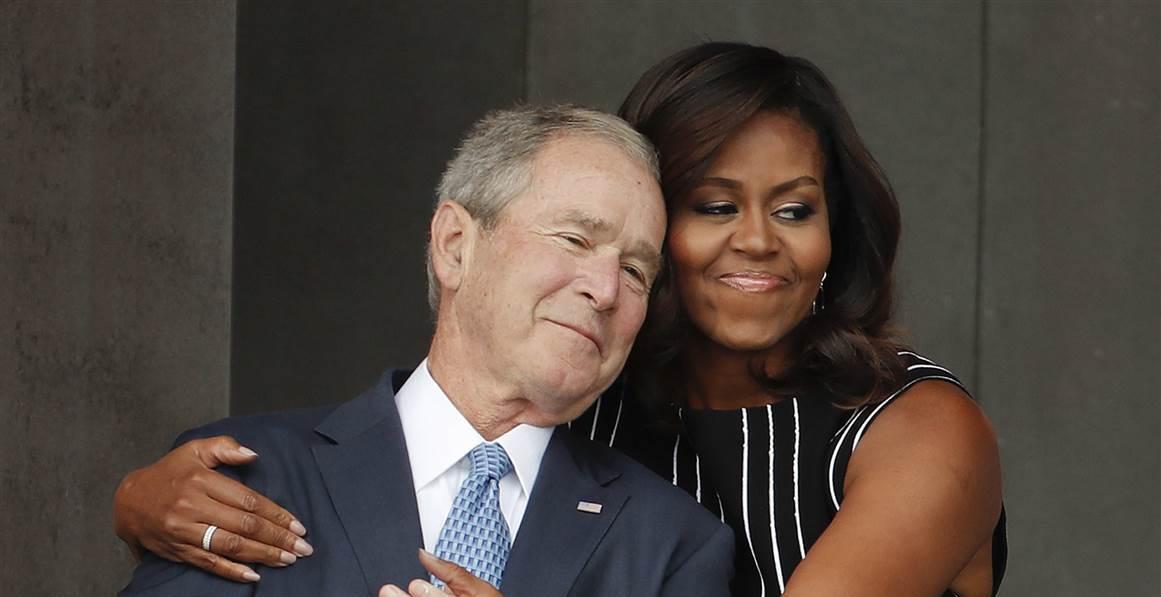 bush-and-obama