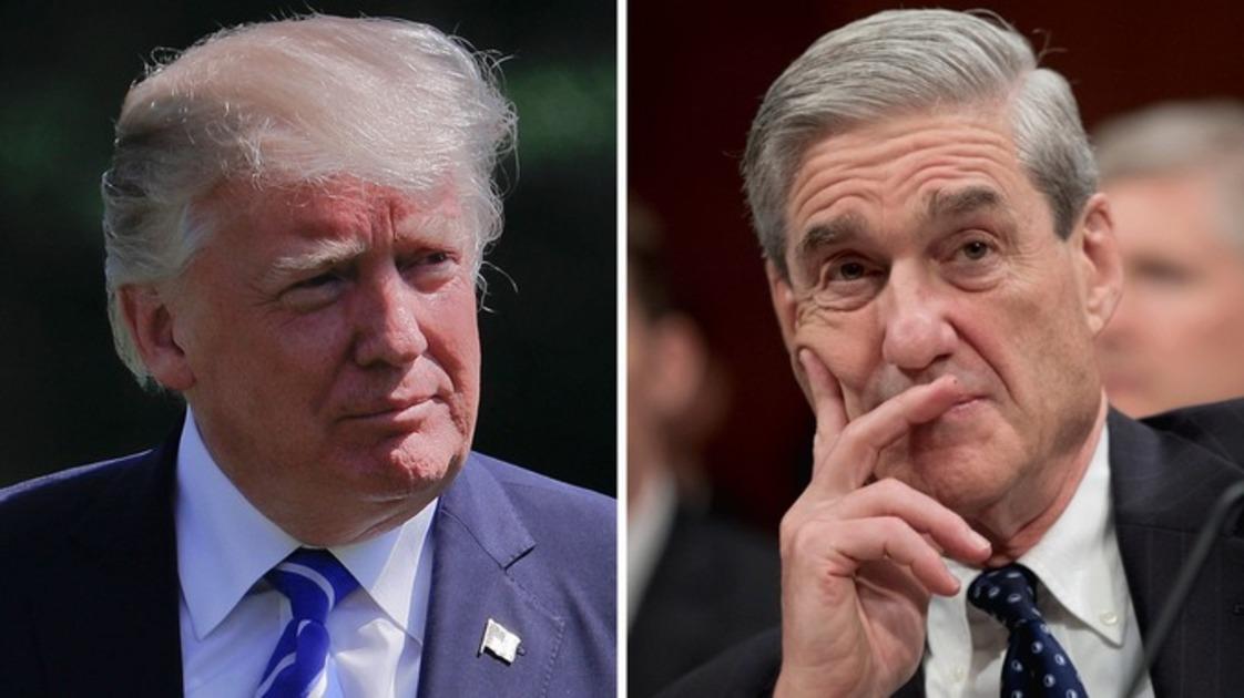 Donald Trump, Meet Special Counsel, Robert Mueller – Eat Pray Vote